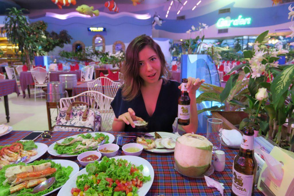 Tayland Bangkok Yemekleri